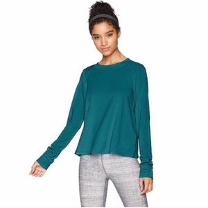 New Size M Under Armour Teal Blue Sweater Top